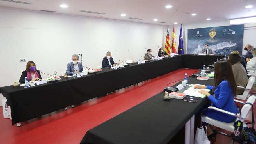 Pleno del Consell en Guardamar del Segura