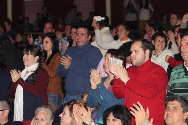 Comienza el Carnaval en el Gran Teatro de Córdoba