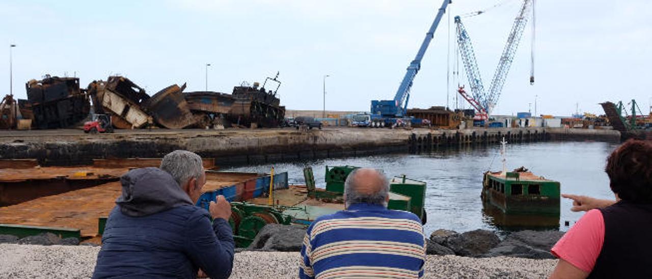 La fiscalía investiga la falta de plan interior marítimo en Gran Tarajal