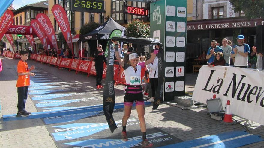 La 27 Kangas Mountain bate su récord de participación con 1.060 corredores