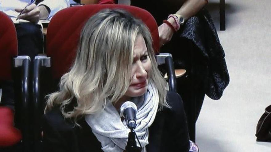 Juicio de Diana Quer   La madre de la joven asesinada intenta encararse con 'El Chicle'