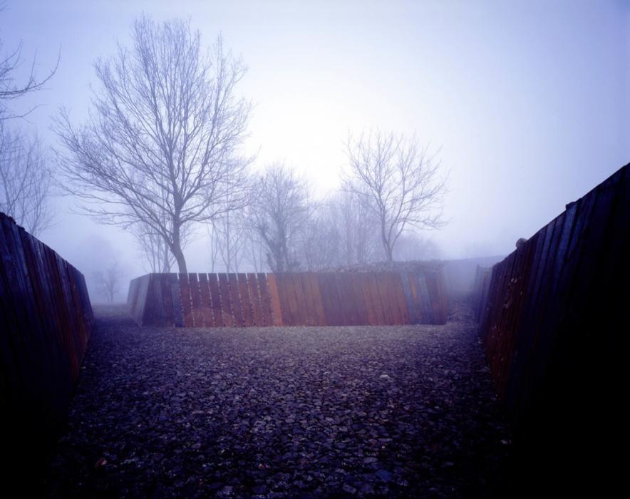 Parc de pedra tosca (Les Preses, 2006)