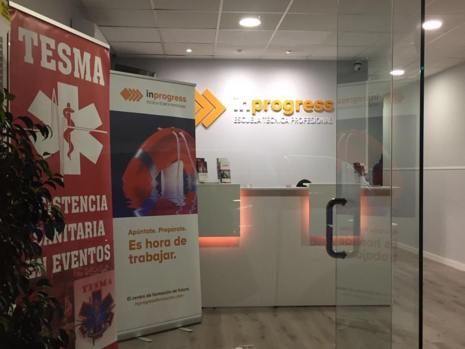 La Escuela Técnica Profesional In Progress se estrena en Palma
