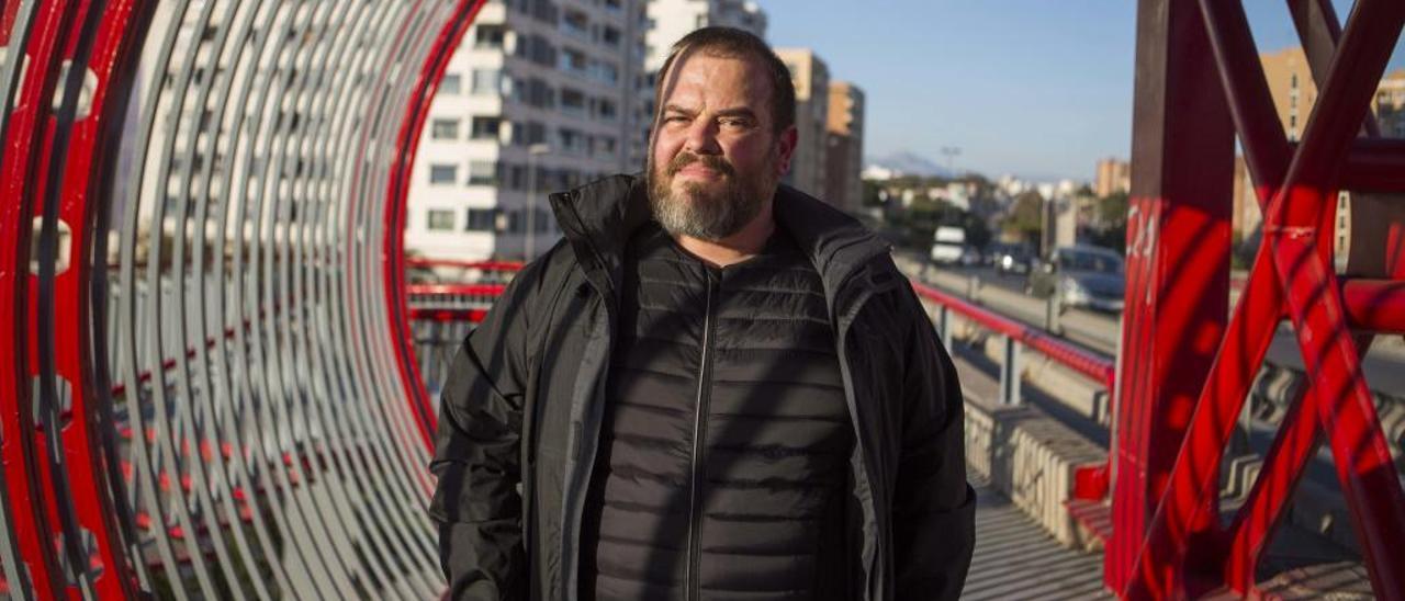 Luis Bañón: «La circunvalación de Alicante pide a gritos el tercer carril»