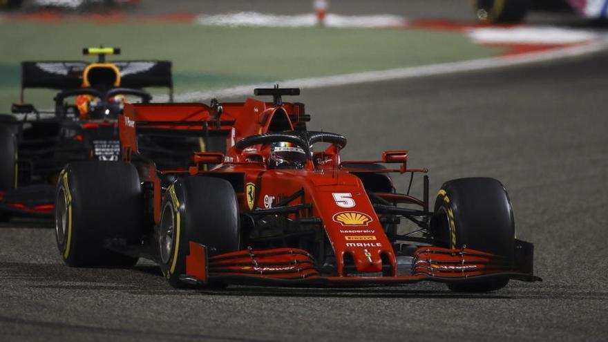 """Vettel admite su fiasco en Ferrari: """"No cumplimos con los objetivos marcados"""""""