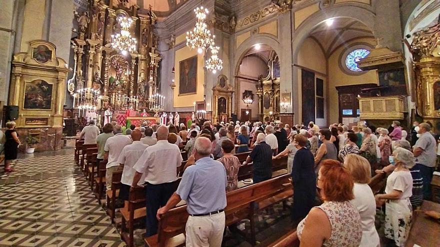 Sóller y Montuïri rinden honor a su patrón Sant Bartomeu