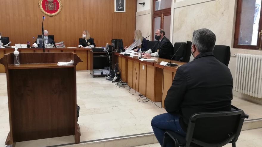 Un exconcejal de Andratx, condenado por varios contratos irregulares