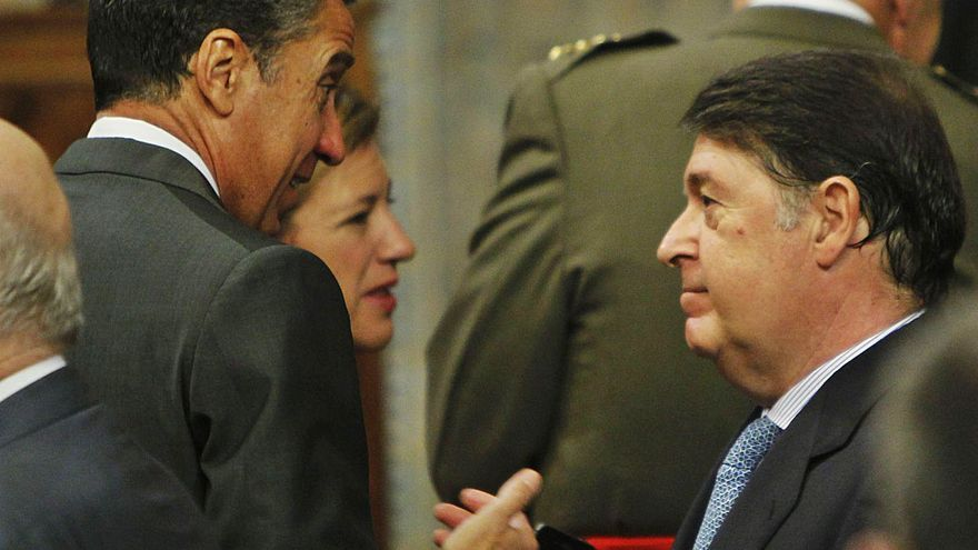 """El fiscal dice que Zaplana no obró """"de buena fe"""" al ocultar una póliza"""
