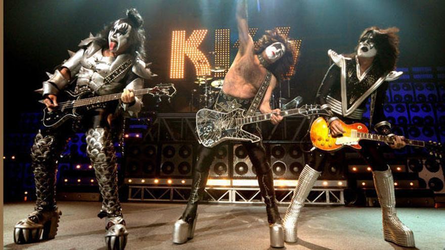 'KISS' anuncia las fechas de su gira de despedida