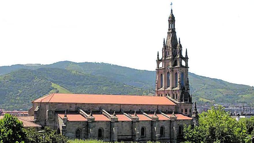 Del santuario de Begoña a la catedral de Santiago