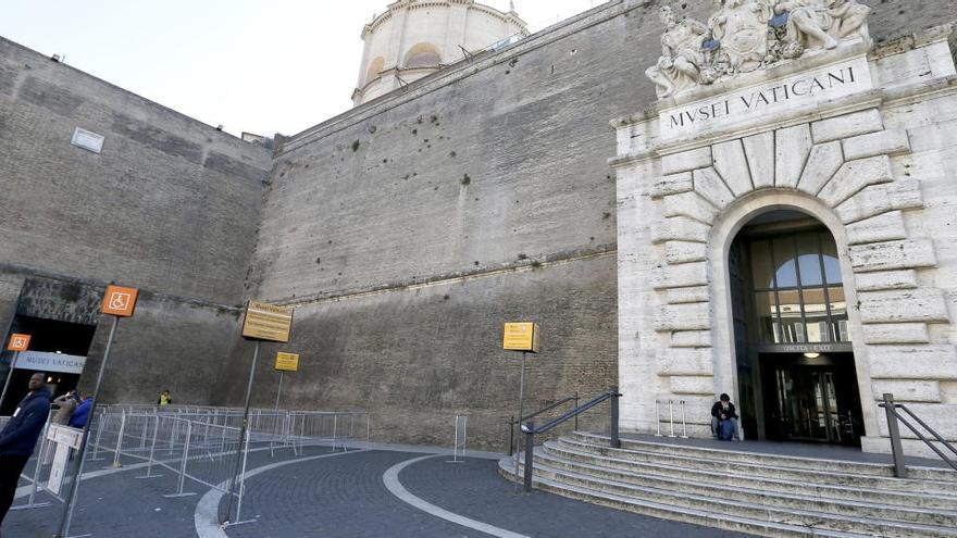 El Vaticano contabiliza siete contagios por coronavirus