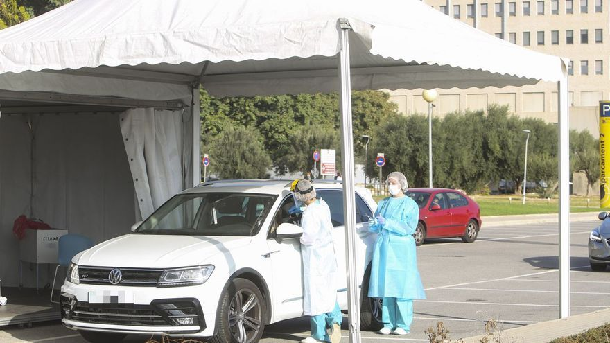 Alicante suma 3.656 contagios y 40 muertos por coronavirus en un día