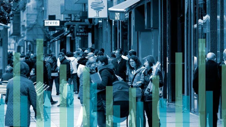¿Cuánto cobran tus vecinos? La renta de los asturianos calle a calle