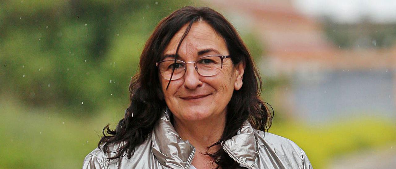 Consuelo López.   TONI ESCOBAR