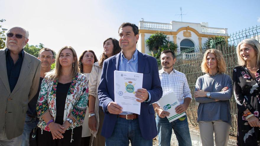 Les targetes 'black' de la Junta d'Andalusia van pagar 12 «gresques» en prostíbuls