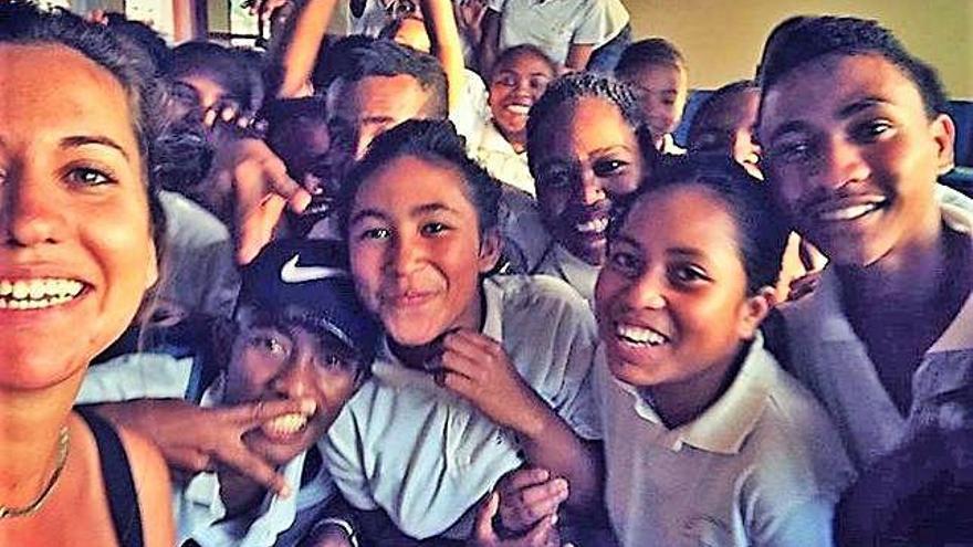 L'experiència de voluntariat a la perla vermella de l'Índic