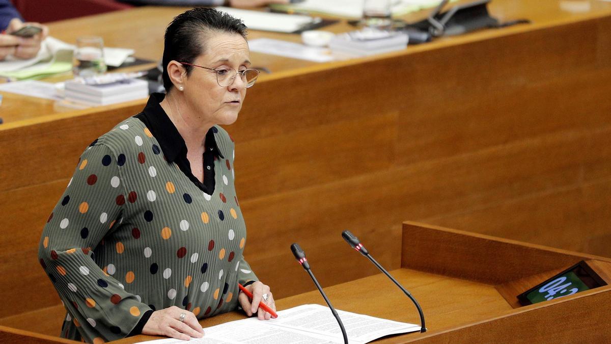 La diputada Toñi Serna será la nueva secretaria autonómica de Transparencia.
