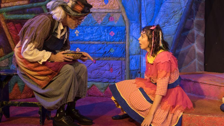 Festival de Teatro Internacional de Teresetes - Tina, la bruixa fina
