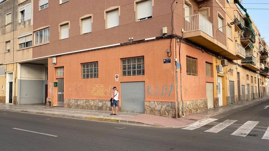 Investigan un tiroteo en un desalojo okupa en Cartagena