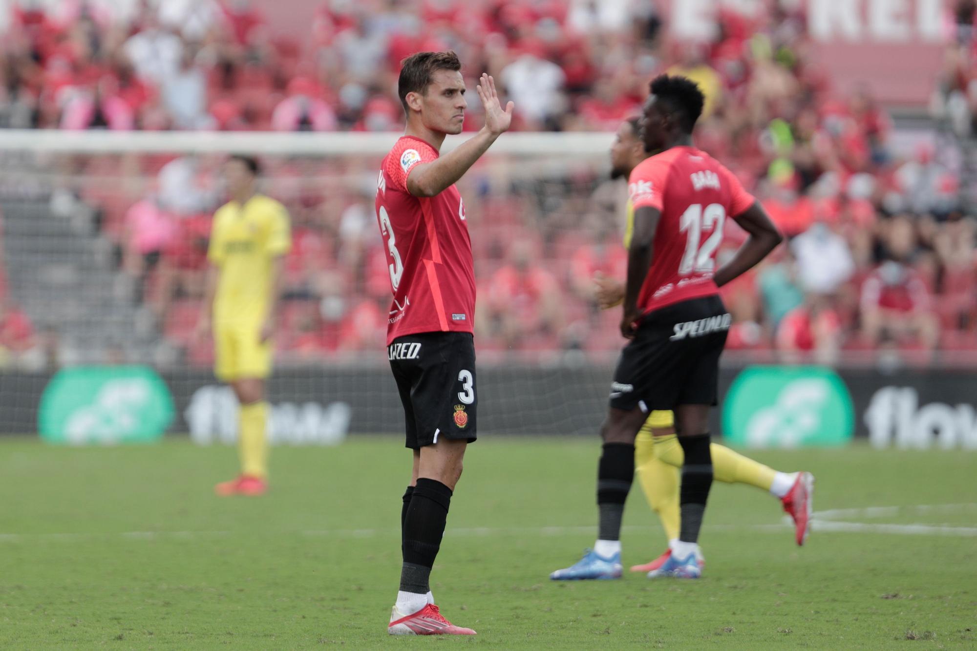 El Mallorca suma un gran punto ante el campeón de la Liga Europa
