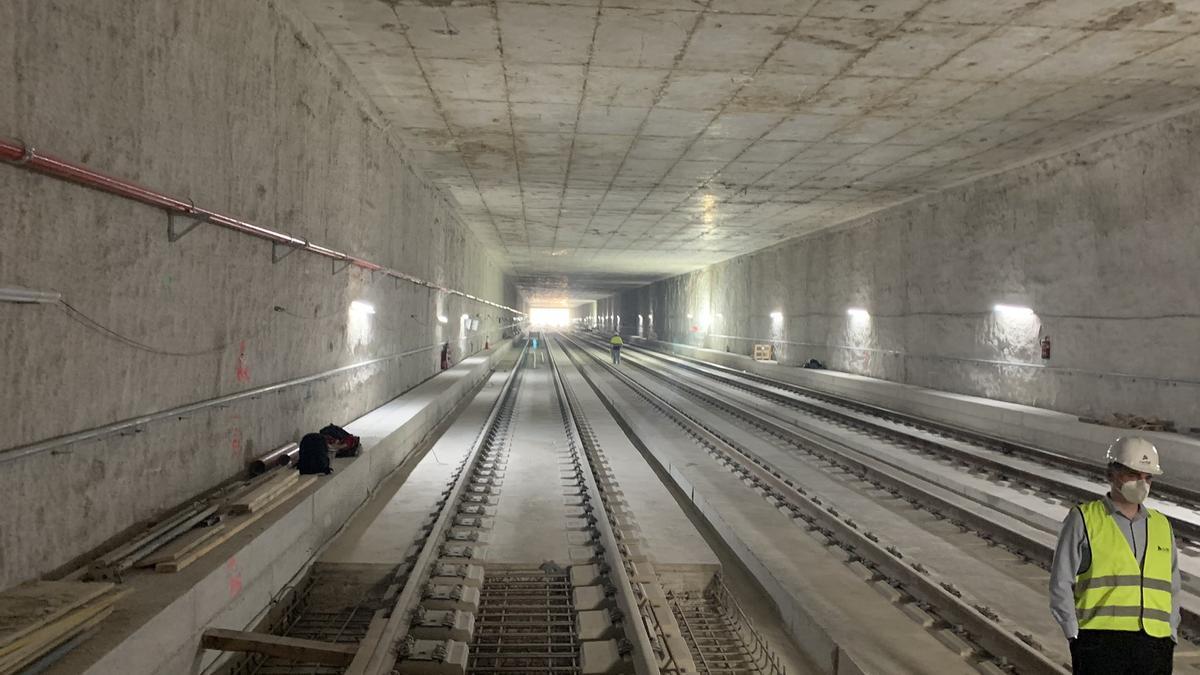 Túnel de soterramiento