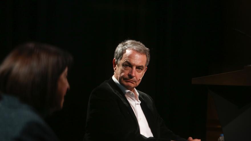 """Zapatero pide """"recuperar la confianza"""" en la relación con Marruecos y """"rectificar errores si se han cometido"""""""