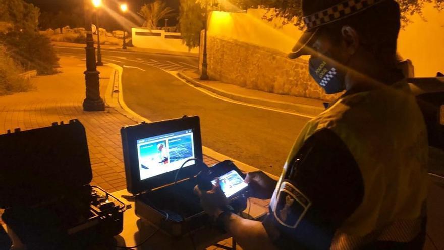 El dispositivo especial de la Noche de San Juan en la ciudad de Alicante se cierra sin grandes incidentes