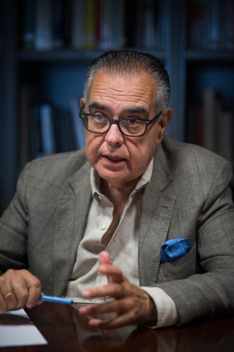 Entrevista a José Carlos Francisco