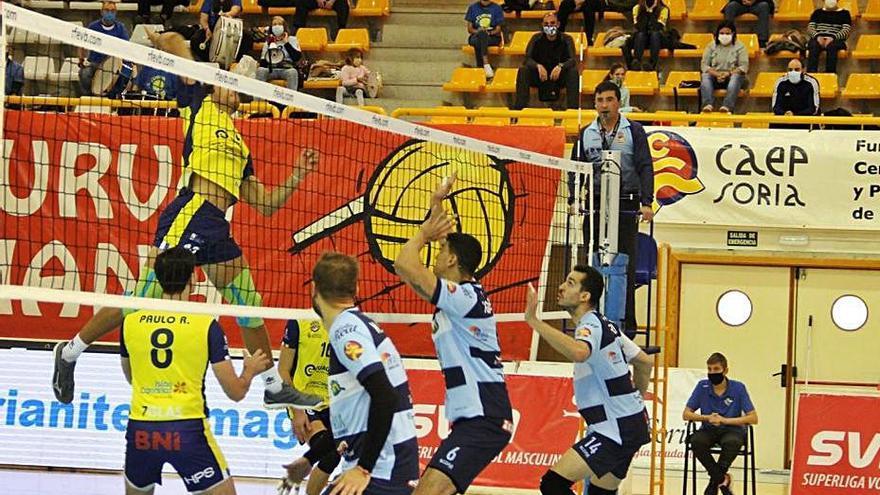 El Guaguas, al asalto del liderato de la Superliga