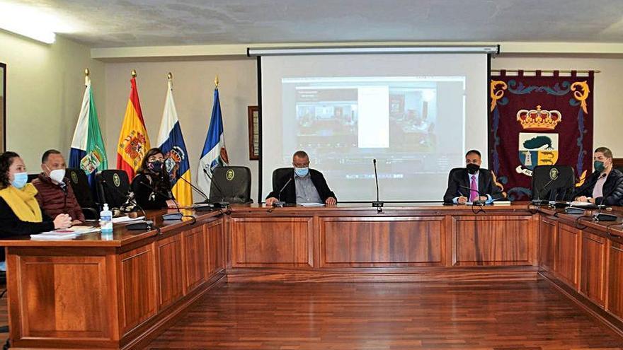 El Ayuntamiento de La Frontera aprueba los presupuestos para este año