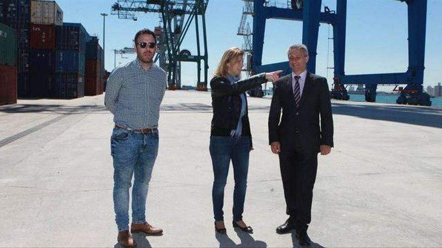 Rafa Simó, nuevo presidente de la Autoridad Portuaria de Castelló