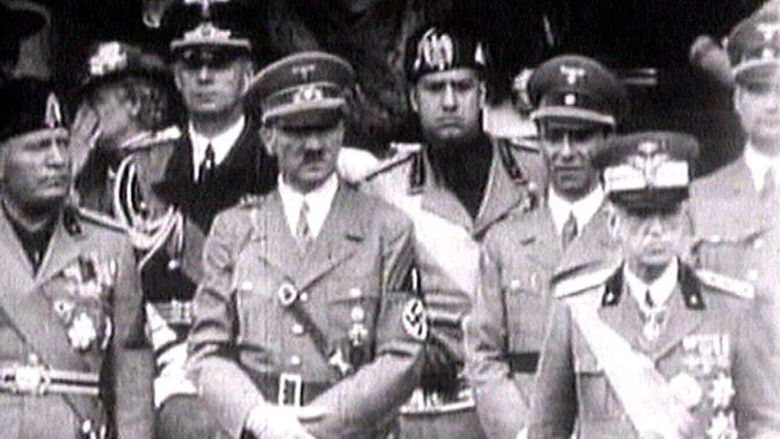 El canal Historia conmemora el 75 aniversario de la muerte de Hitler con un especial