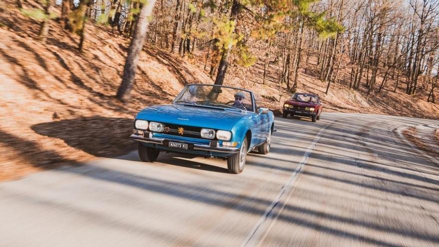 Los Peugeot 504 Coupé y Cabrio cumplen 50 años