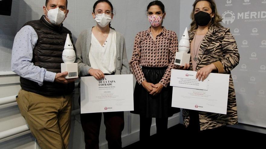 Al Ayre y La Casa del Patio, ganadores de la I Ruta de la Tapa Cofrade