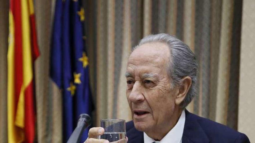 """Juan Miguel Villar Mir achaca a """"una invención de Bárcenas"""" los supuestos pagos al PP"""