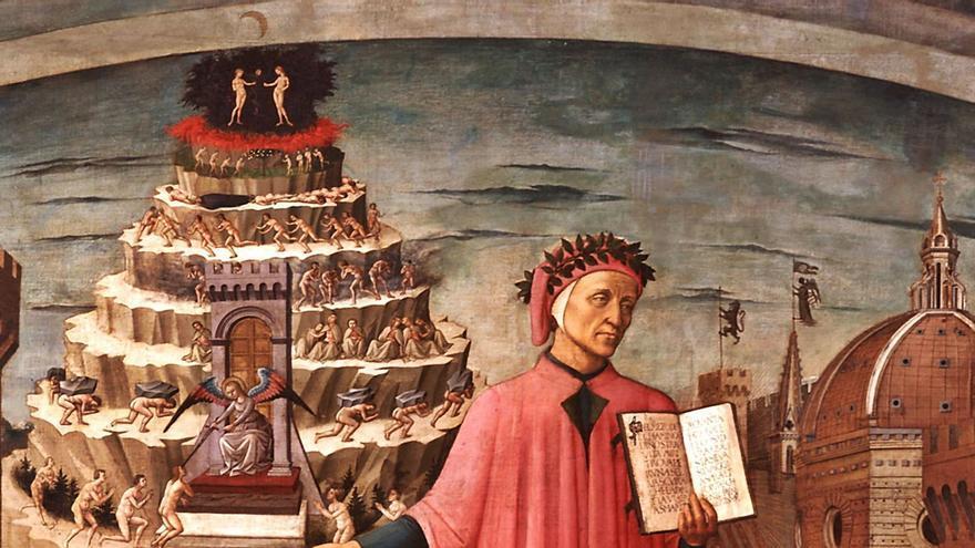 Dante e a demasía do humano