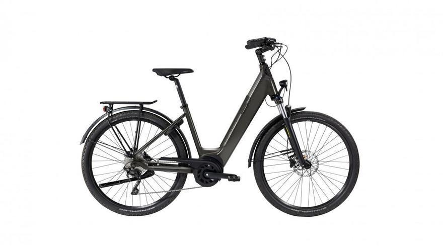 Peugeot anuncia el precio de su nueva bicicleta eléctrica eC01 Crossover 2021