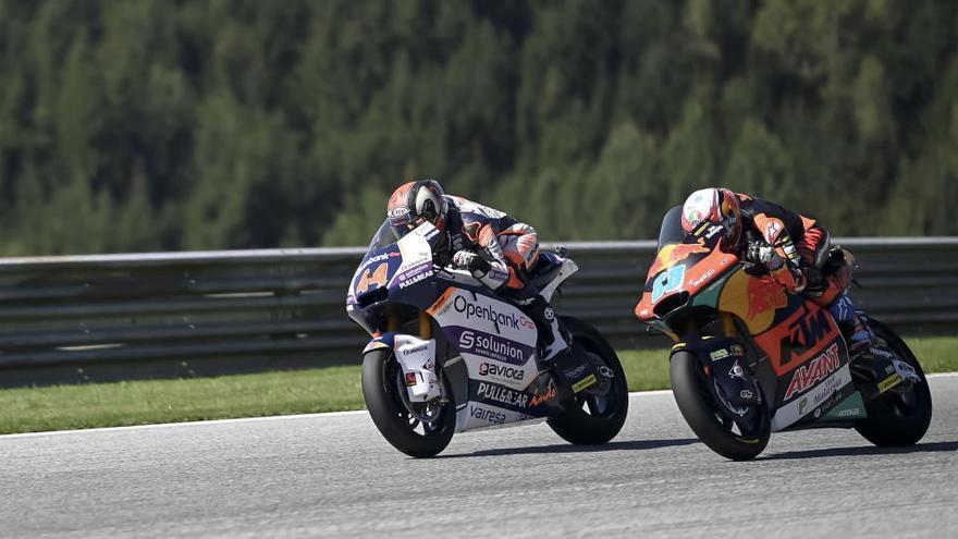 Canet consigue su primera 'pole' en la temporada de su debut en Moto2