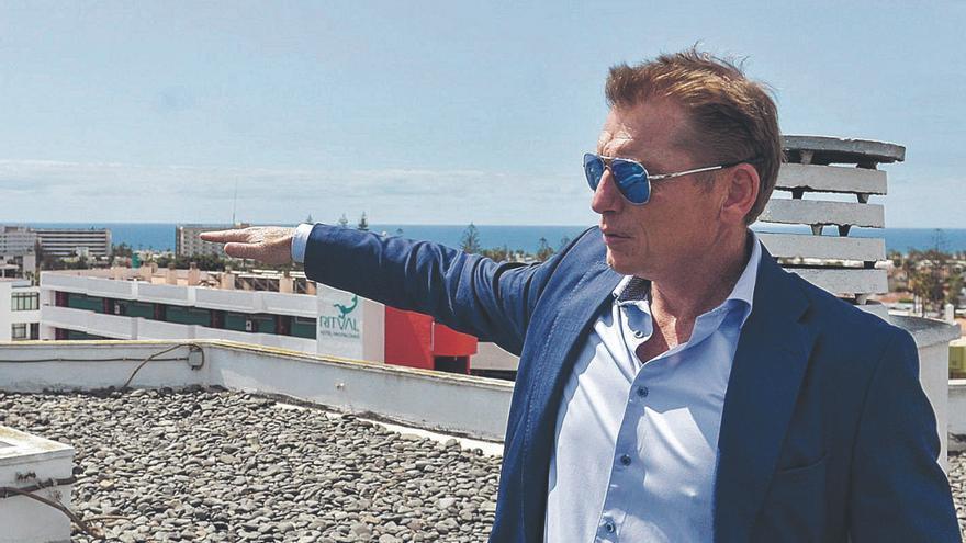 Kai Mikaelsen: «Autoridades y empresarios deben unirse para apoyar nuevos proyectos»