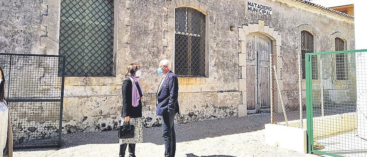 El matadero de 1893 de Dénia dará vida a la memoria histórica