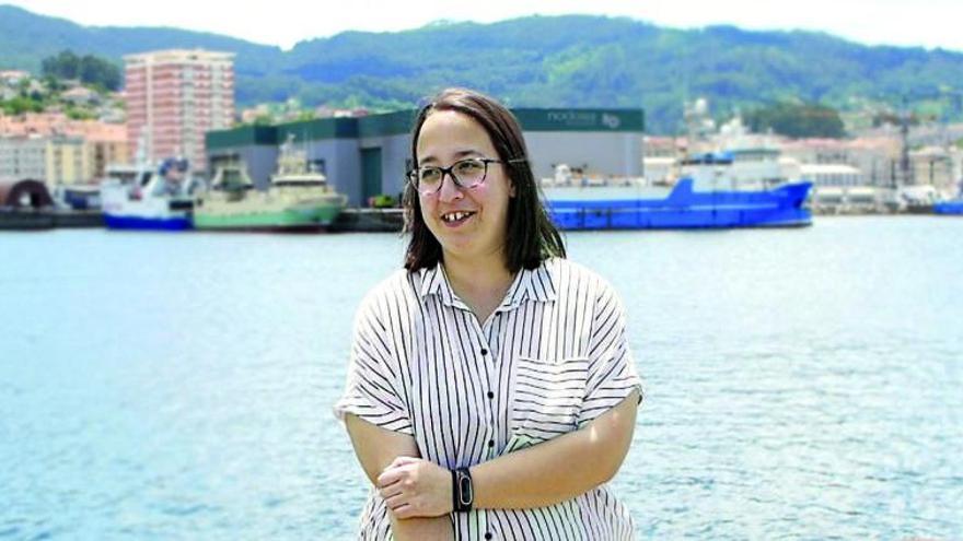 La mujer que capitanea el mar