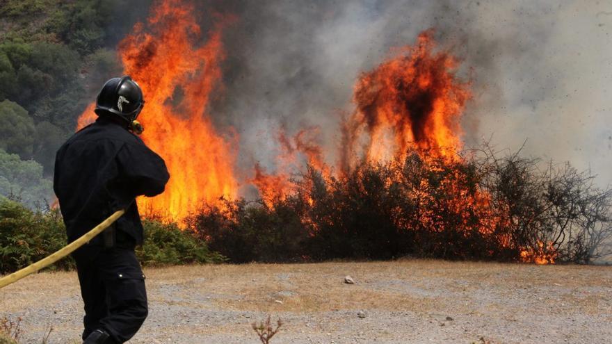 Un estudio desvela las claves de los grandes incendios forestales