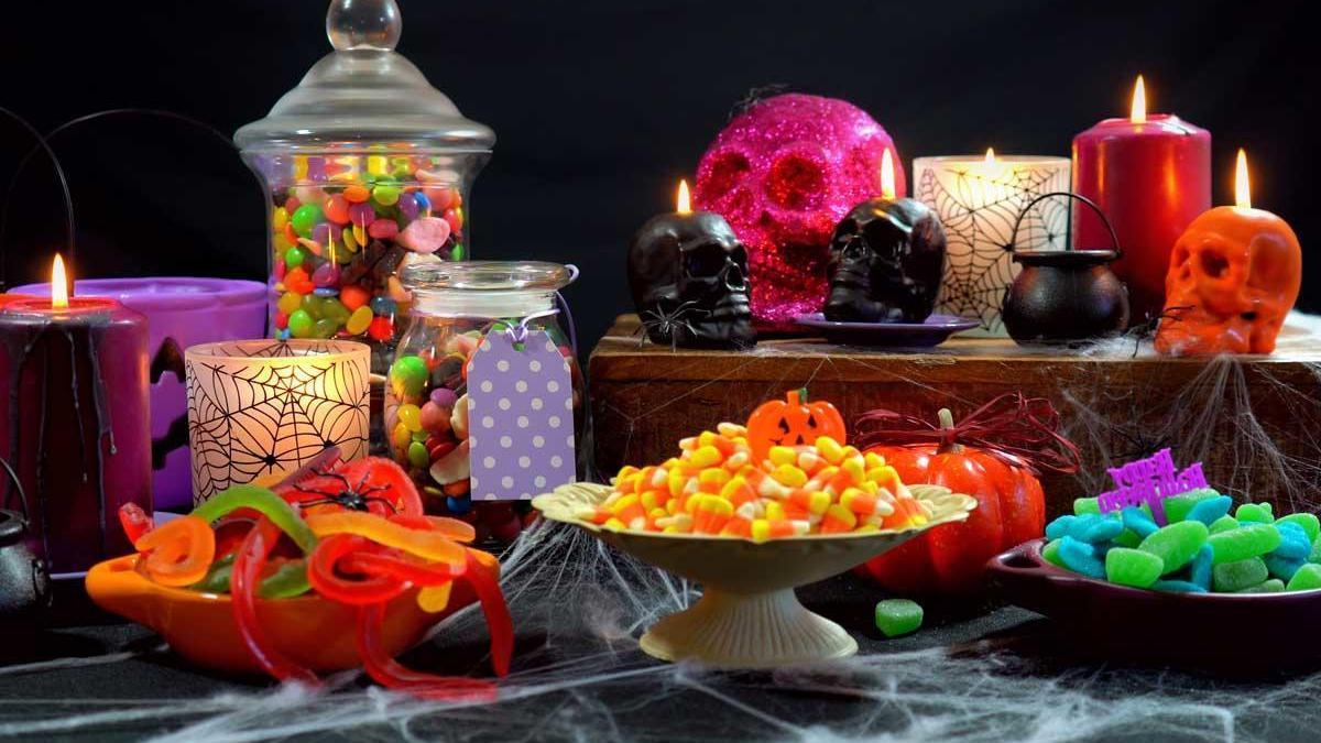 Recetas para Halloween.