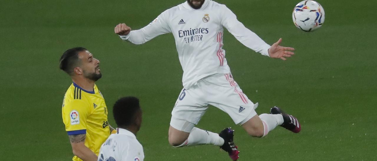 LaLiga Santander   Cádiz - Real Madrid