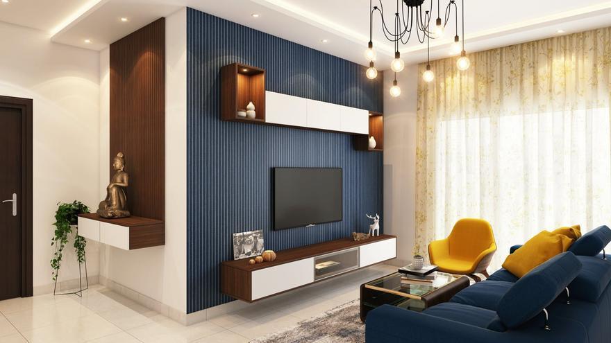 Cuatro claves para vestir de color una casa en busca del ambiente perfecto