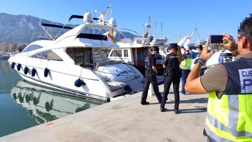 El «Pablo Escobar» de la red de narcos de Alicante