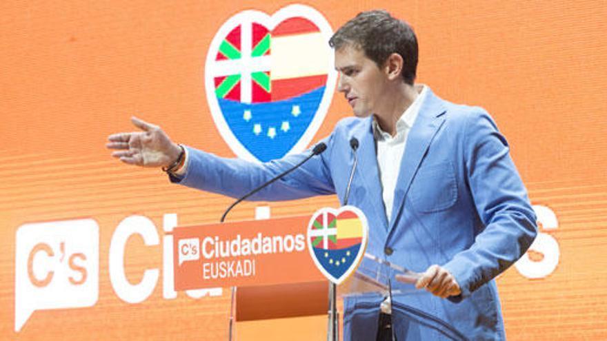 Rivera pide el apoyo para C's de los votantes de UPyD