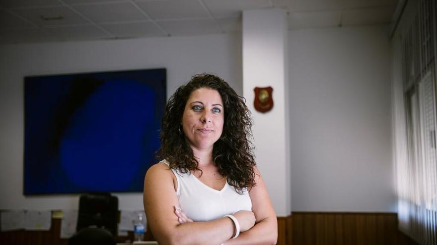 Angélica Pastor dice que solo envió al juez los datos de agentes que él le pedía