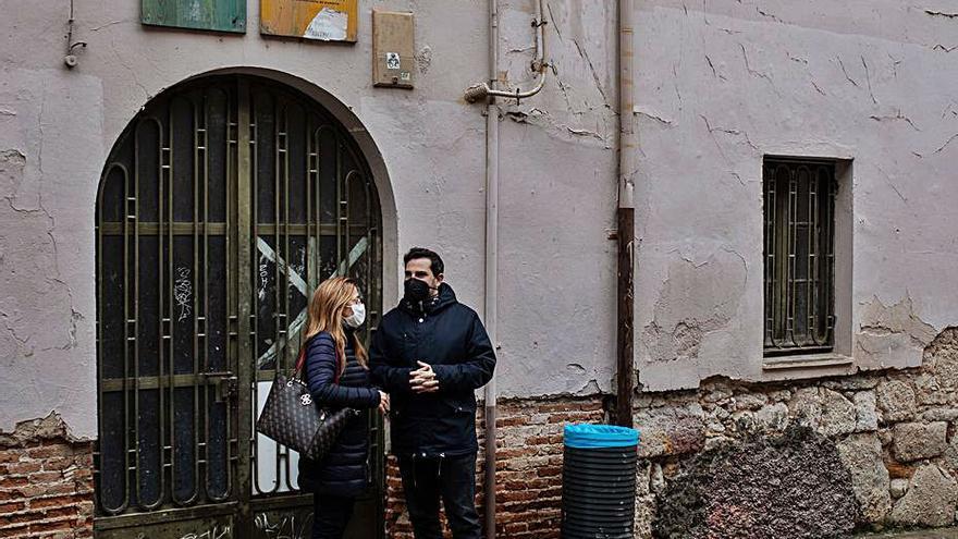 Martín Pozo pide explicaciones por el retraso de la ampliación del Principal