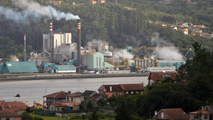Planificación litoral, régimen urbanístico y usos permitidos impiden unir Ence al puerto